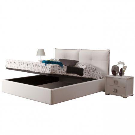 cel mai bun pat matrimonial cu lada depozitare