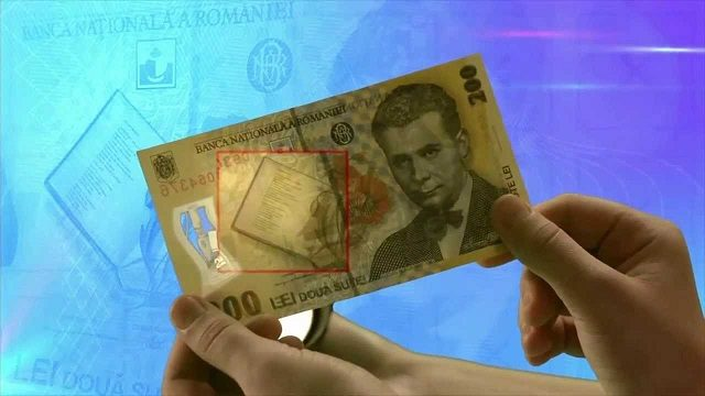 detector bani falsi,aparat detectare bancnote false